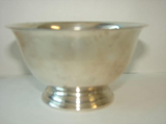 16: Randahl Sterling Silver Revere Style Bowl.