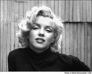 1: EISENSTAEDT PORTRAIT OF MARILYN MONROE, 1953.