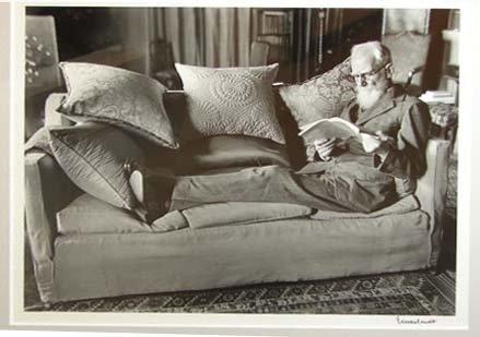 14: ALFRED EISENSTAEDT (1898-1995) GEORGE BERNARD SHAW