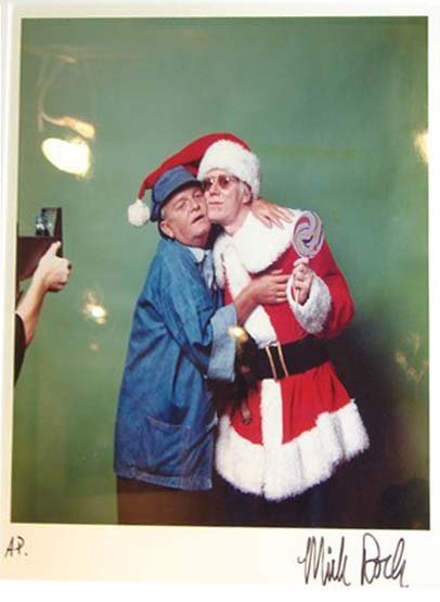 23: MICK ROCH  ANDY WARHOL  /CAPOTE