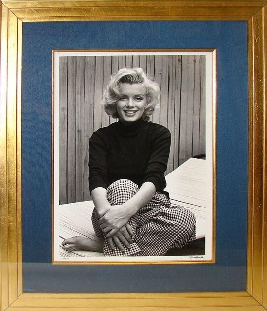 """12: EISENSTAEDT, """"MARILYN MONROE, 1953"""""""