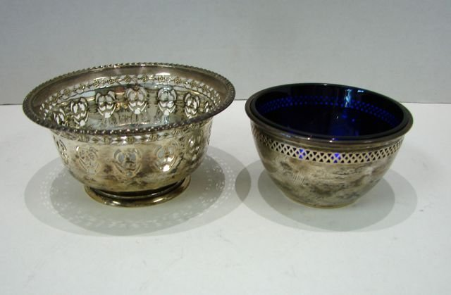 Group of Two (2) Birks Sterling Silver Bowls.