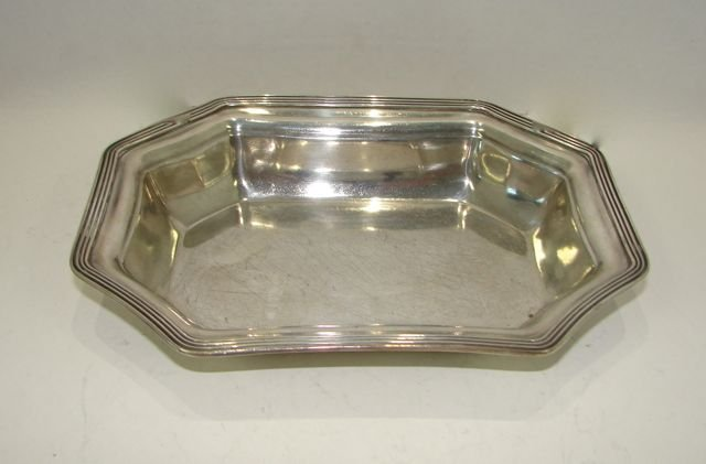 Towle Sterling Silver Open Entree Bowl.