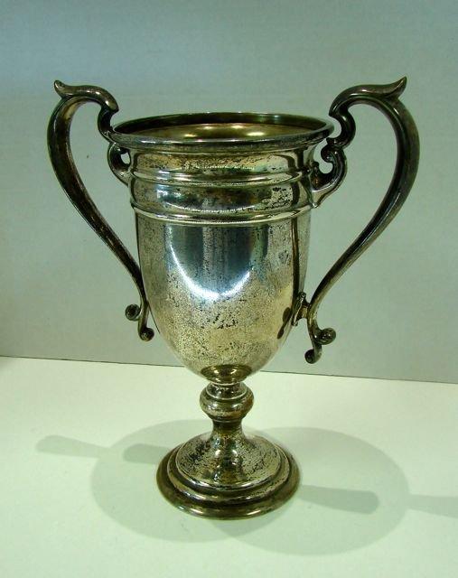 Durgin Sterling Silver Trophy.