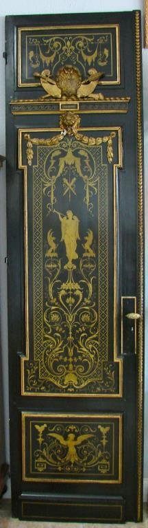 Four Antique French Architectural Doors