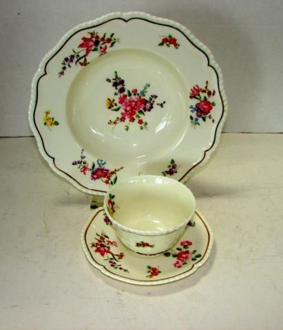 Royal Worcester China Service 83 Pieces
