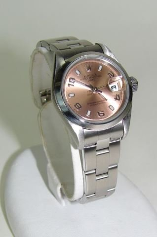 Rolex Oyster Perpetual Lady's Watch