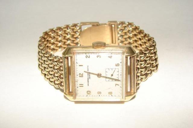 Vacheron Constantin 18K Gold Gent Watch