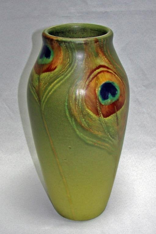 Rookwood Vase, 1900 A.A. Valentien