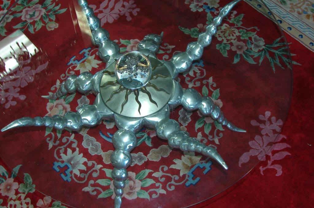 Mark Brazier Jones Octopus Table, C. 1995 - 2