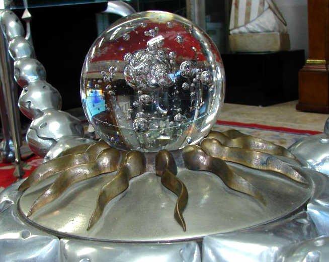 Mark Brazier Jones Octopus Table, C. 1995 - 3