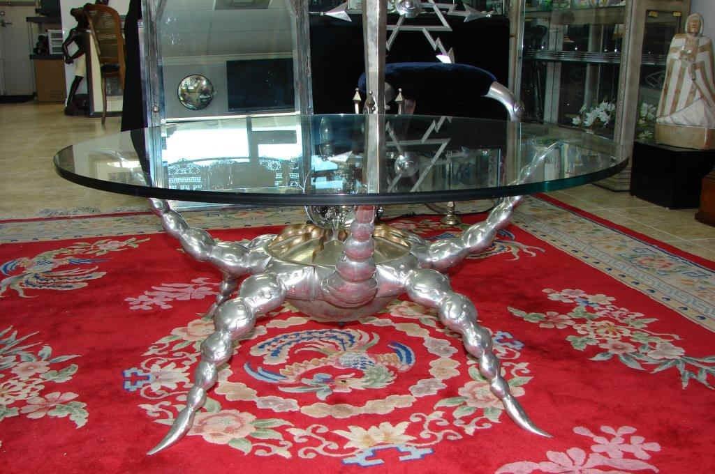 Mark Brazier Jones Octopus Table, C. 1995 - 4