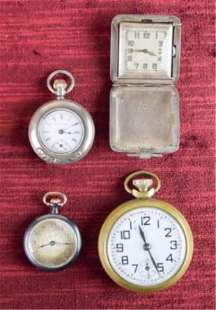 Group of Pocket Watches