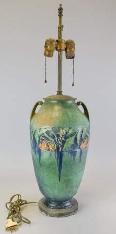Roseville Baneda Pottery Vase