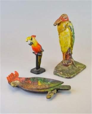 Metal Bird Grouping