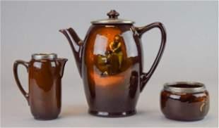Royal Doulton Kingsware Coffee Set