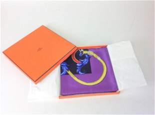 Hermes Silk Scarf in Original Box