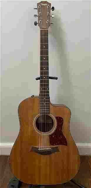 Taylor 110ce Acoustic Guitar