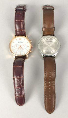 Migeer & Armani Watches