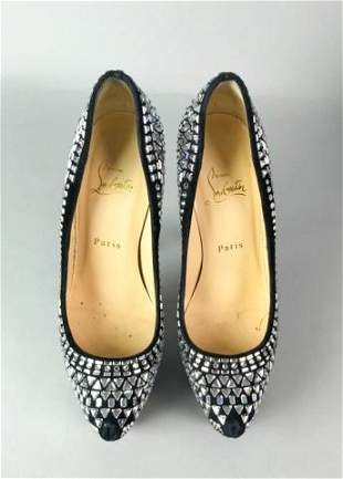 Pair of Christian Louboutin Shoes