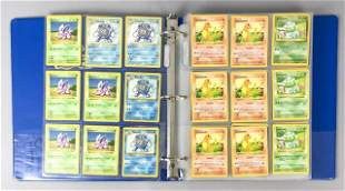 Collection of Pokémon Cards