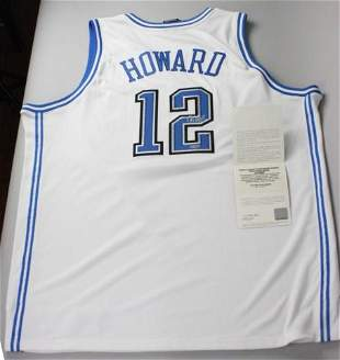 Autographed Dwight Howard Orlando Magic Jersey