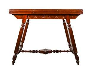 American Renaissance Game Table