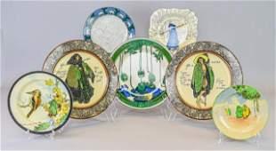 Grouping of Royal Doulton Plates