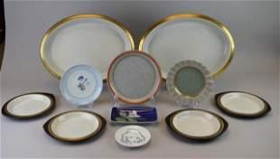 Grouping of Danish Porcelain