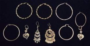 14k Gold Grouping
