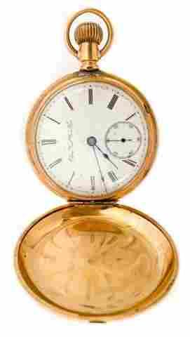 Pocket Watch - Elgin National Watch Co