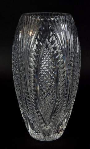 Waterford Flower Vase