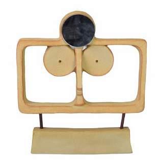 David Gil Bennington Pottery Doctor Sculpture
