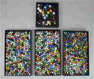Grouping of Marbles