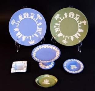 Wedgwood Porcelain Grouping