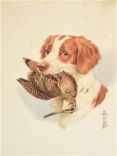 Boris Riab Watercolor