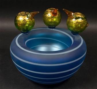 Glass Studio Borowski Art Glass