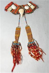 Konyak Naga Ceremonial Necklace