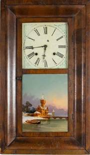 Early 1800s Ogee Ansonia Mantle Clock