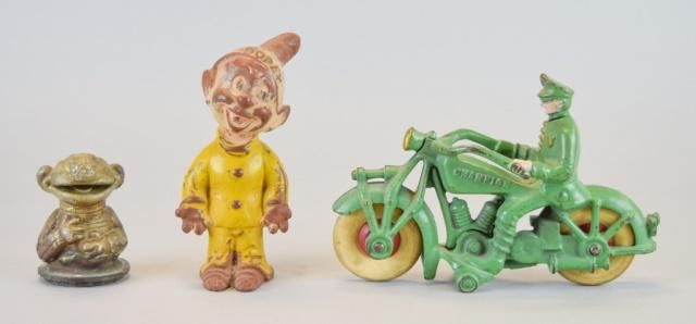Grouping of Vintage Toys