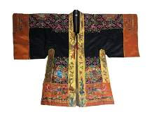 Chinese Imperial Taoism Robe Qing Dynasty