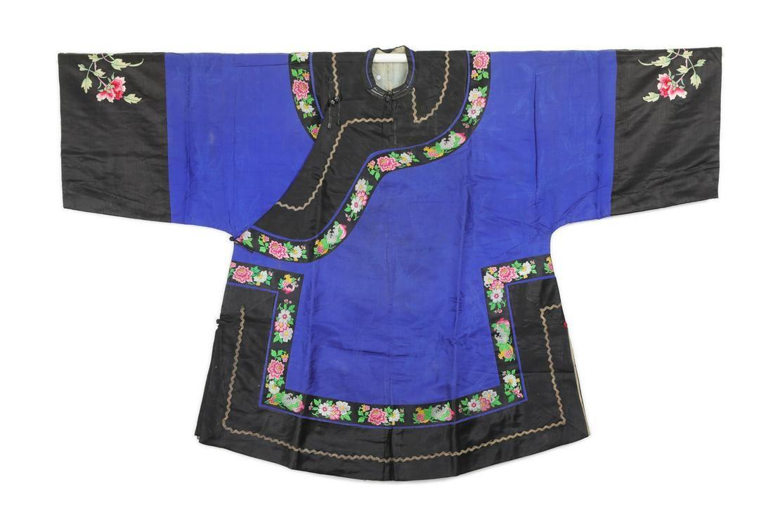 A Chinese Lady Robe
