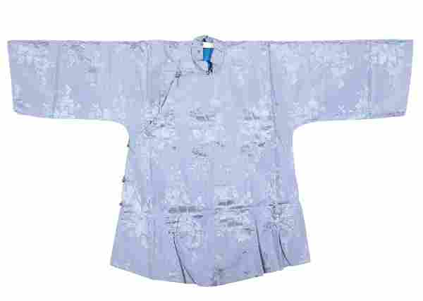 A Chinese Lady Robe Republic Period