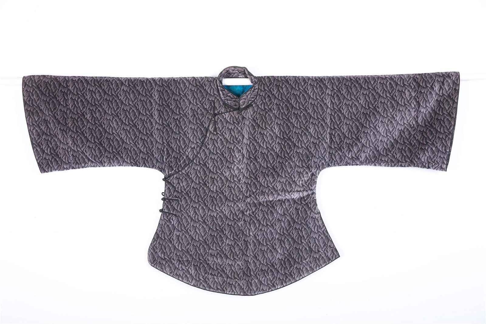 A Chinese Embroidered Lady Robe Republic Period