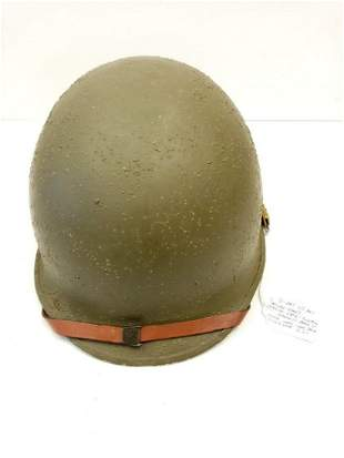 WW2 D-Day US McCord M1 Helmet. Batch No:280G which