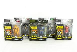 DC action figures