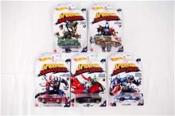 marvel hot wheels spider man