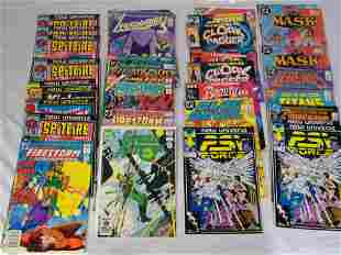 bronze age comic books