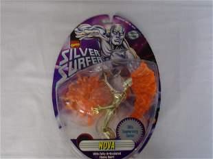 marvel comics the silver surfers nova