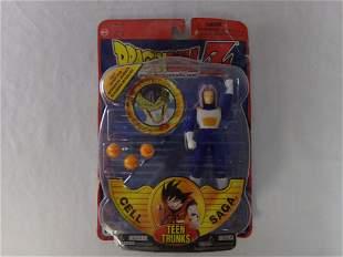2001 dragon ball z cell saga teen trunks action figure